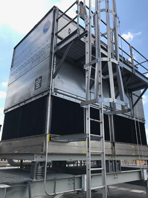 cooling tower - the breeding ground for legionnaires disease